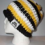 Black, Yellow, White