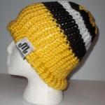 Yellow, Black, & White