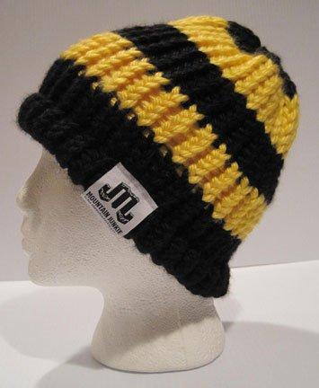 Black   Yellow Beanie – MOUNTAIN JUNKIE 6f3d01e321d