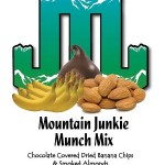 Munch Mix, Chocolate Covered Banana Chips & Smoked Almonds