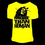More Than Human - Yellow