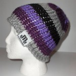Grey, Purples, & Black