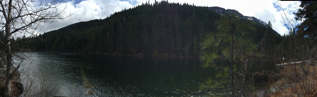 Hidden Lake, Leavenworth Washington
