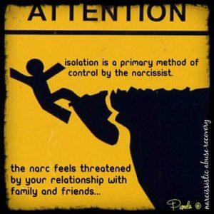narcissist, sociopath, demon, gaslighting